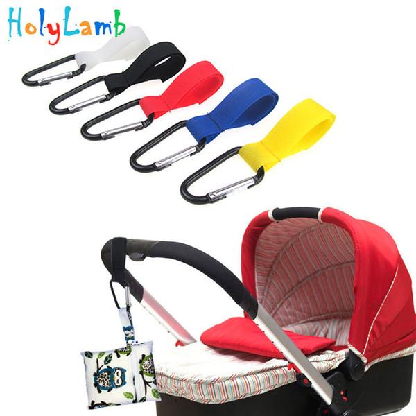 Shopping Bag Holder Baby Carriage Clip Hook Stroller Hook Baby Pram Hanger