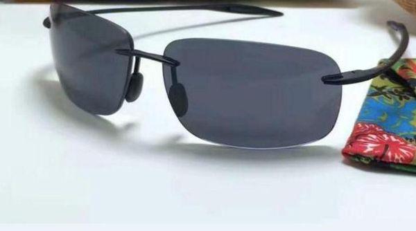 lente gris oscuro marco negro mate