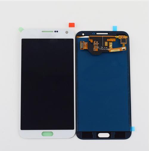 E7 OLED-beyaz
