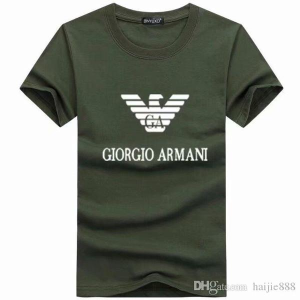 Toptan artı boyutu Lüks Klasik marka o boyun T-shirt Sokak Run Dip gömlek Kısa Kollu poloshirt tee kadınlar Tasarımcı mens tops