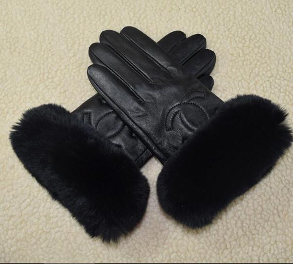 Черный черный мех