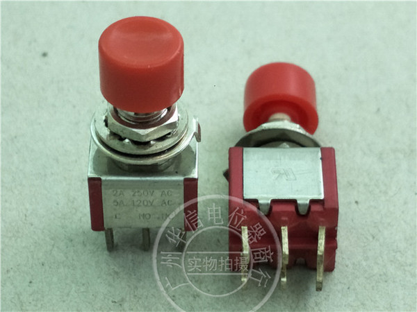best selling Two Hand Us Foot Switch 2a250vac Red Hat 6 Foot