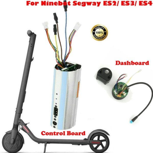 UK Control Circuit Board Dashboard Assembly For Ninebot Segway ES1 ES2 ES3 ES4
