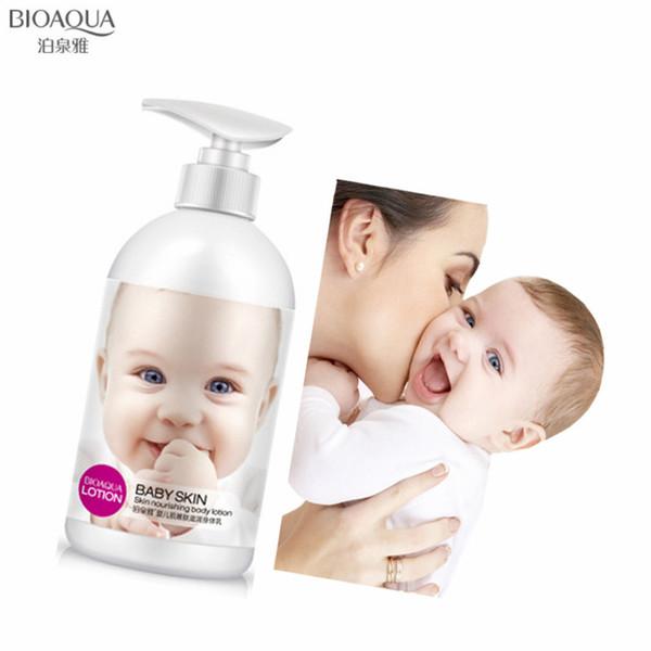 250ml Baby Skin Tender Nutriente Corpo Lozione Idratante Rassodante Strizzacervelli Pore Anti-dry Smooth Body Care Cream