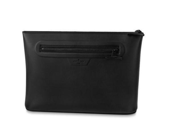 2019 Pochette Cosmos M63268 Men Belt Bags Exotic Leather Bags Iconic Bags Clutches Portfolio Wallets Purse