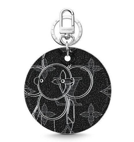 Bag Vivienne Illustre New Charm And Key Holder Mp1993 Key Holders And More Leather Bracelets Chromatic Bag Charm