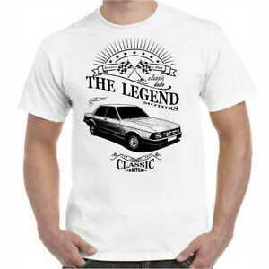 T-ShirtModaGranada Oldtimer Youngtimer Motivo Clássico