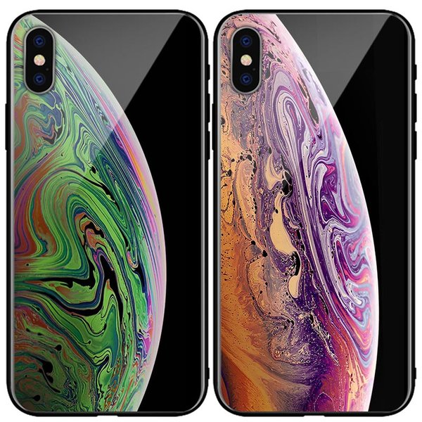 Iphone Hd Wallpaper Case Glass Cover For Iphone 6plus 6s 7plus 8 Plus X Xs Max Xr Samsung S8 S9 Case Buy Cell Phones Cell Phone Case From Mulanc