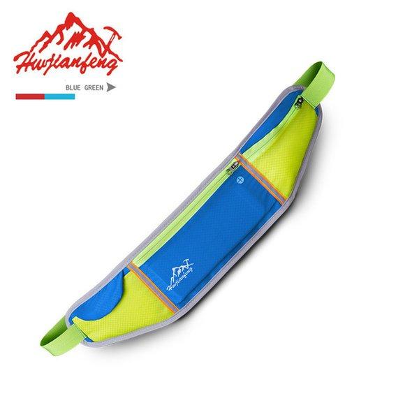 Venda-Novos produtos ex-gratia Portátil Esporte Ao Ar Livre GINÁSIO Jogging correndo saco de secagem rápida à prova d 'água pacote de cintura saco de acampamento caminhadas