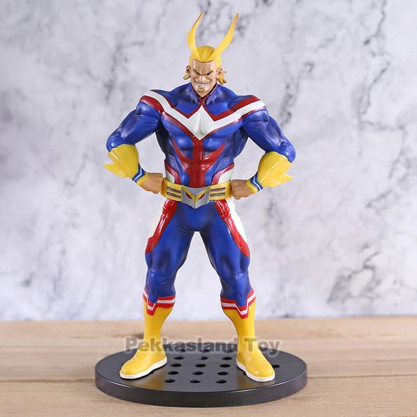 Banpresto Boku no Hero My Hero Academia Age of Heroes All Might PVC Figure Collectible Model Toy