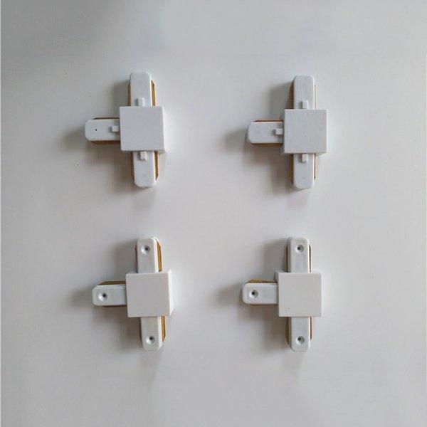 4 adet beyaz T konektörü