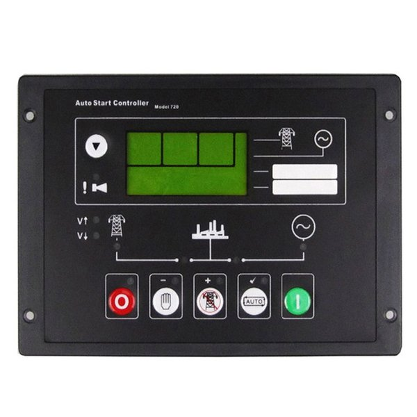 DSE720 automatic controller replace DEEP SEA motor alternator protecting control board genset parts electronic circuit board