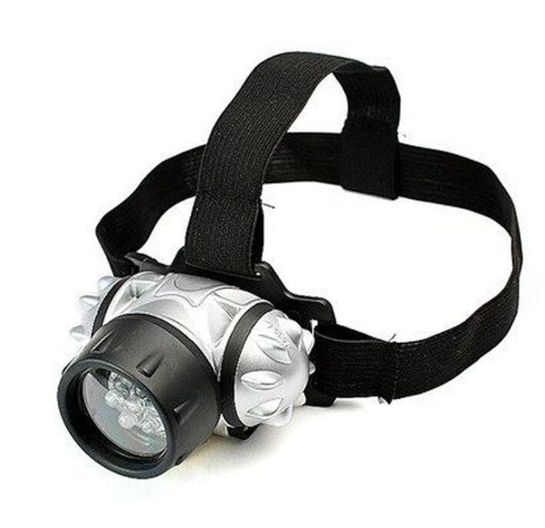 Factory supplier cheap 12led headlamps adjustable strong beam front batteries headlamps universal headlight outdoor camping lantern lamps