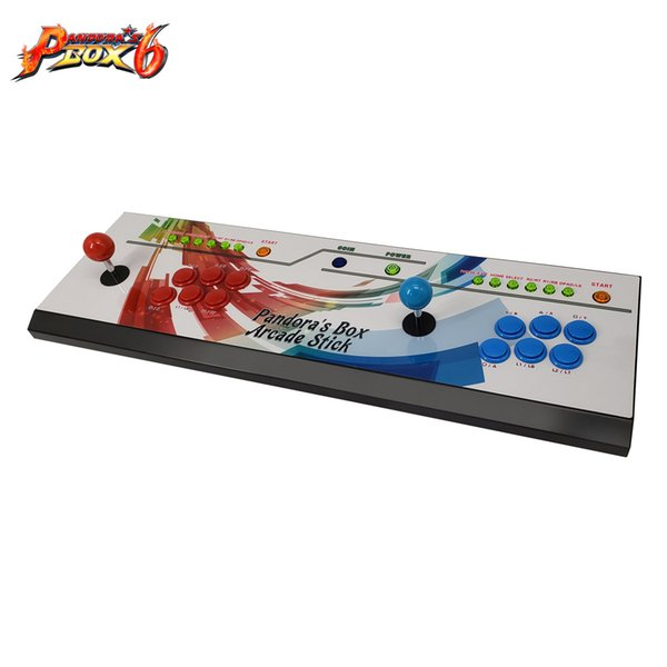 The new upgrade arcade controller for Pandora's Box 6 Jamma game machine,multi games 1300 in 1 video mini game machine