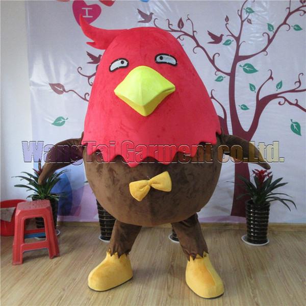 Nouveau drôle costume de mascotte Cock Top qualité costumes de personnages de dessin animé de luxe costume mascotte Cock soirée costumée carnaval Livraison gratuite