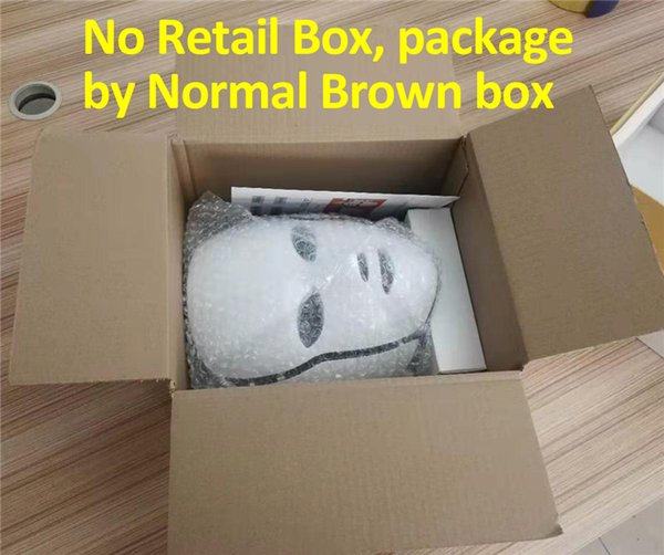 no Retail box