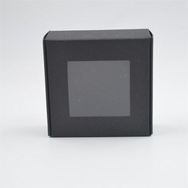 nero 6,5x6,5x3 cm
