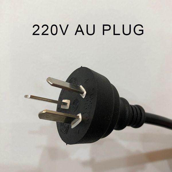 220V AU 플러그