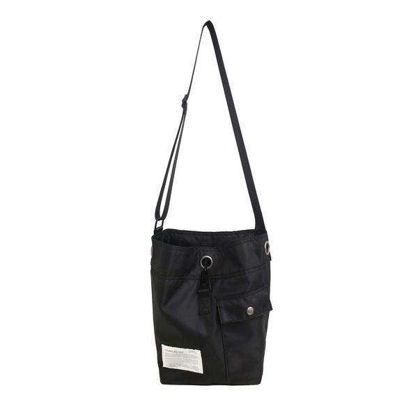 Ladies Handbags Cloth Canvas Tote Bag Couples Leisure Shopping Travel Canvas Bag Fashion Shoulder Street Wind Bags ##4