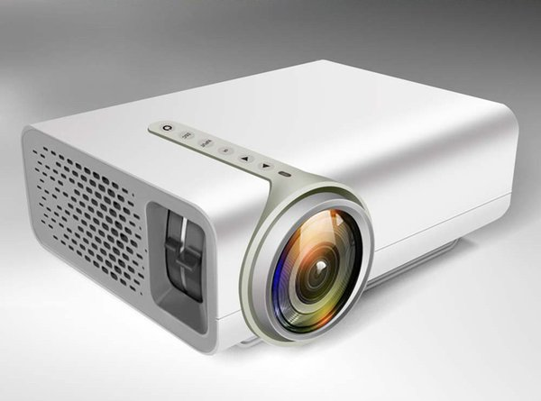 YG520 LCD Projector Mini LED Beamer 2000 Lumens Portable Projectors with USB HDMI VGA 3.5mm Jack Newest Home Media Player