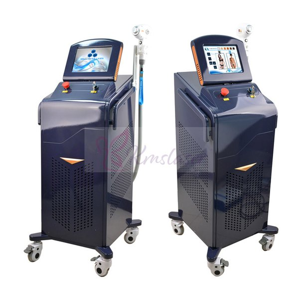 best laser hair removal machines 808nm Laser Diode Laser Hair Removal Machine for All Skin Types with Competitive Price
