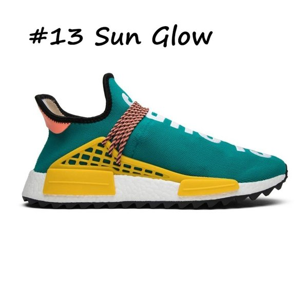 13 Sun Glow