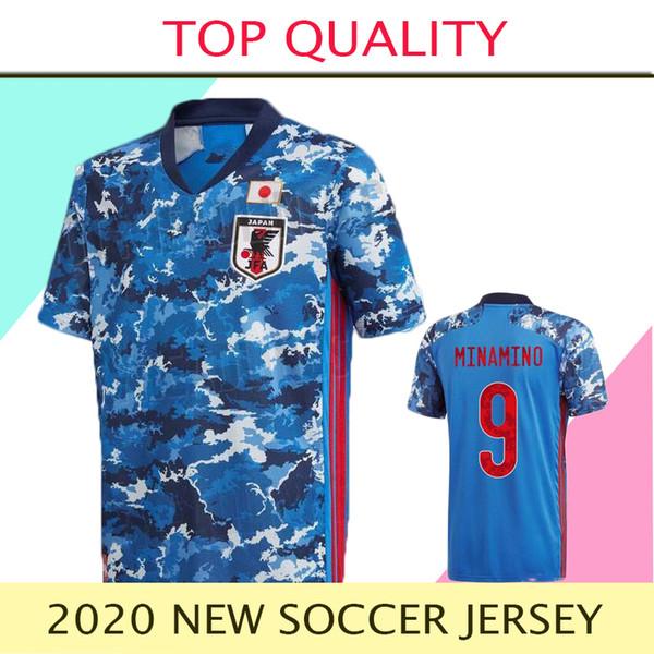 2020 homens Japão jersey 20/21 ATOM nacional equipe KAGAWA ENDO OKAZAKI Nagatomo Hasebe Kamamoto caçoa o futebol camisa de futebol