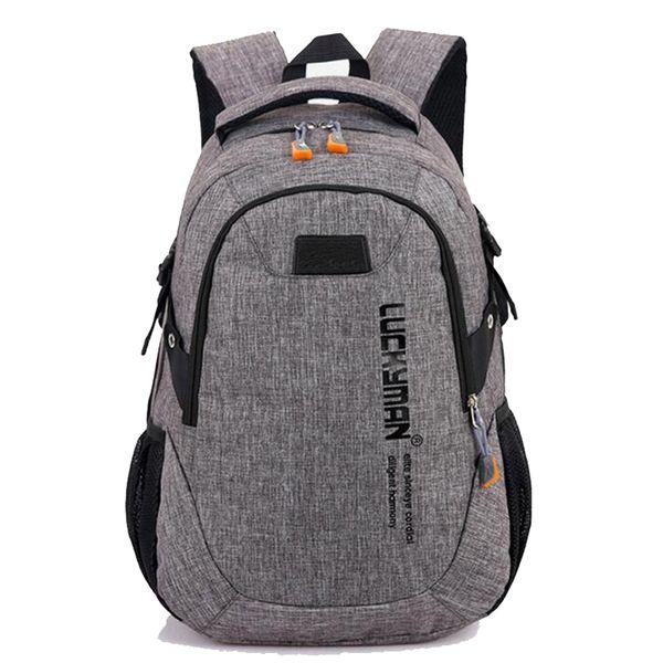 Teenagers School bags Boys and Girls School Backpack Daypack Backpack for Men Women Work Travel Laptop Backpack Mochila Y190601