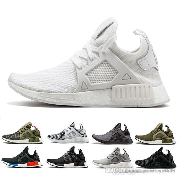 cheap for discount d9285 c0e10 2019 NMD XR1 Duck Camo Pack Primeknit OG PK Best Quality Men And Women  Running Shoes Sports Athletic Sneakers Size 5 11 Cheap Shoes For Men Purple  ...