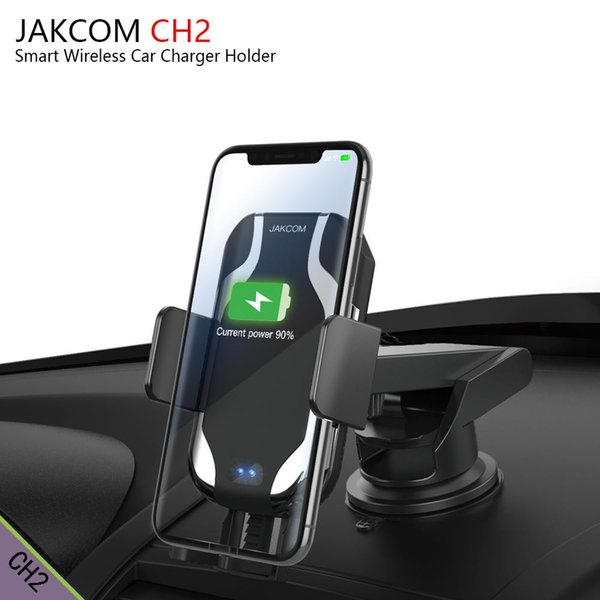 JAKCOM CH2 Smart Wireless Car Charger Mount Holder Hot Sale in Cell Phone Chargers as mobile car holder soft lens eyes 4g phone