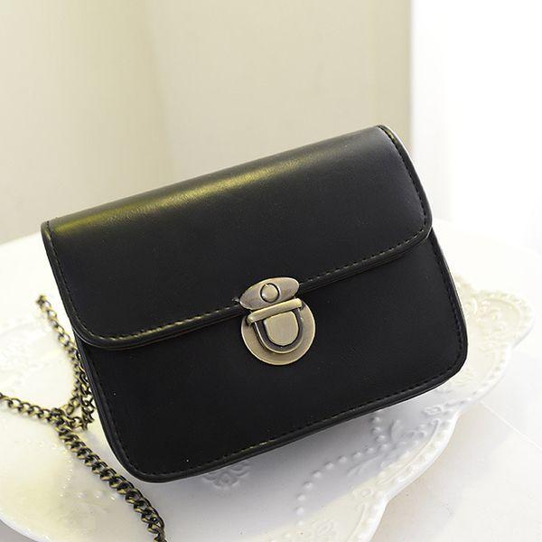 Cheap Women Messenger Bags Chains PU leather Plaid Hasp Brand Handbag 2015 Medium Women\\\'s Big Crossbody Tote Shoulder Bag