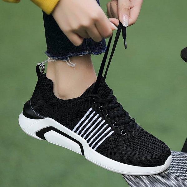 2018 зимние кроссовки Женские кроссовки на открытом воздухе спортивная обувь дизайнерские кроссовки для мужчин дышащий для мужчин и женщин