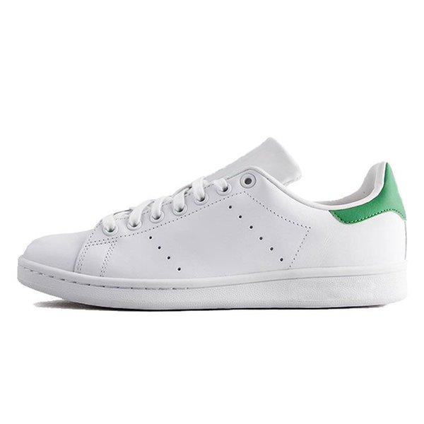 Venda quente mulheres homens stan moda smith sapatilhas Sapatos casuais dos homens de couro flats mulheres casual ao ar livre treinador sapatos 8 hjl