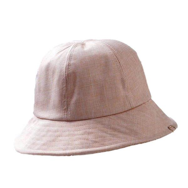 Moda çocuklar tasarımcı şapkalar çocuklar Kova Şapka Yaz çocuk şapka Çocuk Kapaklar kızlar Güneş Şapka sevimli Kız Kapaklar tasarımcı aksesuarları A6218