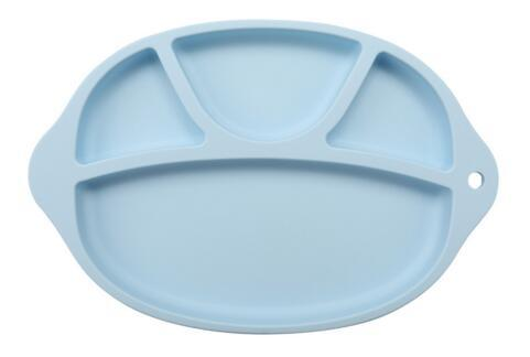 Baby Cups Plates Bowls Food Grade Silicon Baby Eating Mat Portable Baby Service Plate Safe And Durable OPP Bulk Packing