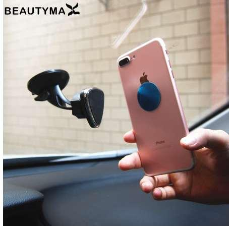 Universal Windshield Magnetic Car Phone Stand Support Suction Cup Stent Mount Window Stick Smartphone Cell Mobile Phone Holder