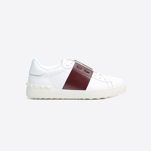 HOMBRES DE HOMBRE HOMBRES CALIENTES Diseñador Zapatillas de deporte hombre Zapato inferior rojo Zapatos para hombres Zapatos de boda Cristal de cuero Zapatos casuales con bolsa de polvo