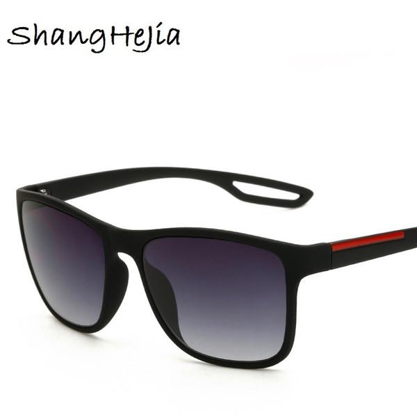 d9f4b68f4a 2018 gafas de sol de moda gafas de sol de conducción para los hombres de  diseño de marca de alta calidad espejo gafas hombre c19041601