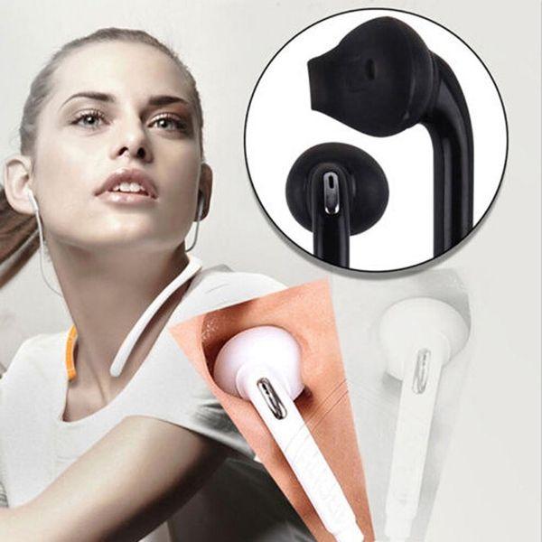 Новый наушник 3,5 мм в ухе Наушники Гарнитура Наушники управления с микрофоном для Samsung S6 / S6 Edge Eals XR649
