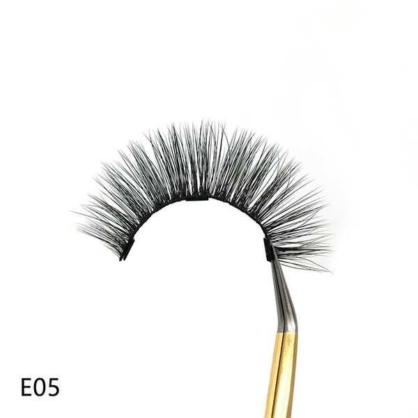 E05 2019 New private label magnetic eyeliner wear magnetic eyelashes Directly no glue liquid waterproof eye liner pencil