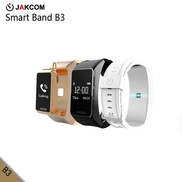 Venta caliente del reloj elegante de JAKCOM B3 en relojes inteligentes como casas móviles del teléfono móvil 4g del recuerdo de Londres