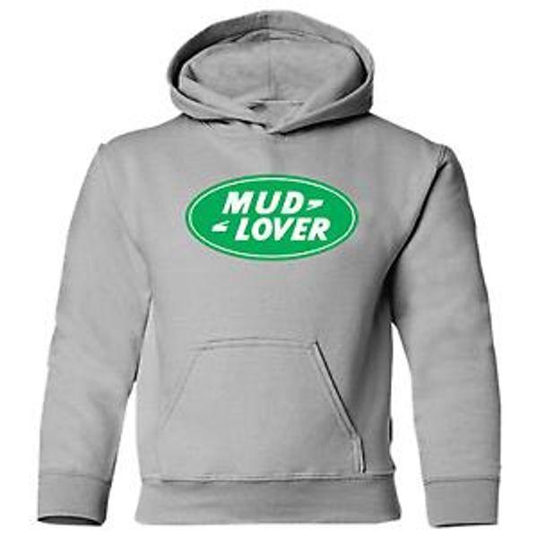 MUD LOVER Arrive inspired Men 039 s funny Shirt printed hoodie hoody