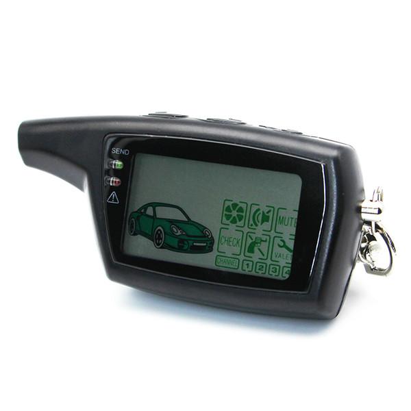 top popular Pandora DXL3000 two way LCD Car remote starter for Pandora DXL 3000 2019