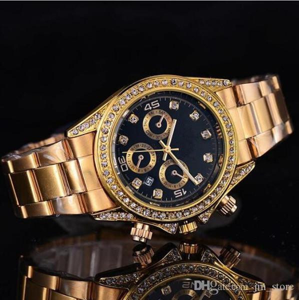 top popular 2017 Luxury GENEVA Watches Womens Diamonds Watch Bracelet Ladies Designer Wristwatches 3 Colors Free Shipping 0362 2020