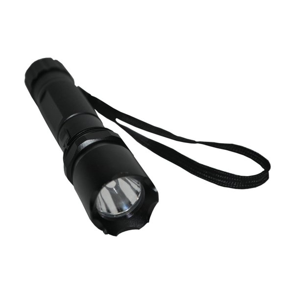 top popular Flashlight rechargeable outdoor long-range ultra-bright household led xenon lamp hand lamp lighting searchlight 2019
