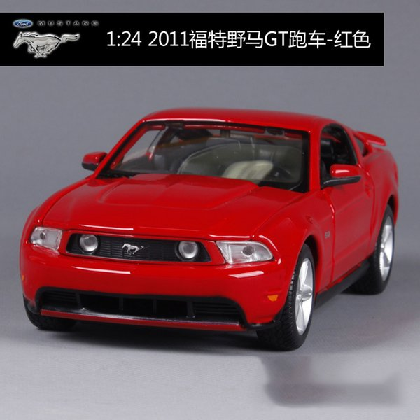 2011 Ford Mustang GT Red