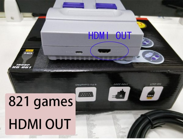 HDMI-OUT 821 GAME