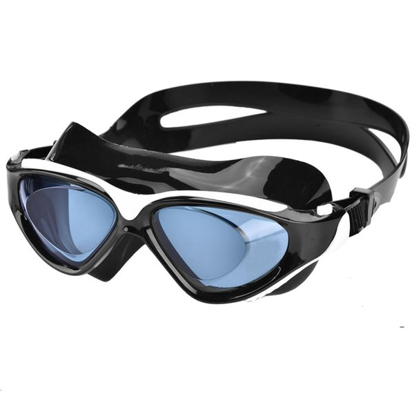 4923001674b22e WHALE Myopia Swim Goggles Optional Degree Short Sight Near Sighted Swimming  Goggles Adults Anti-fog