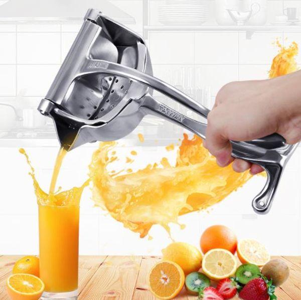 Manual Stainless Steel Mini Citrus Juicer Orange Lemon Fruit Squeezer Grinder Kitchen Gadget