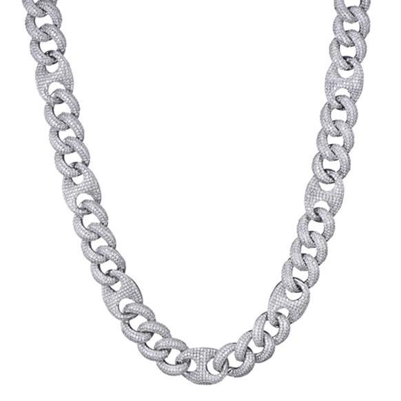 Silver 46CM